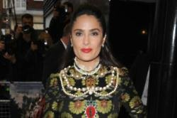 Salma Hayek: 'I was terrified I'd never have children'