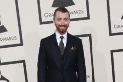 Sam Smith is self-conscious about his voice
