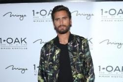 Scott Disick slams 'Fake' Kourtney Kardashian