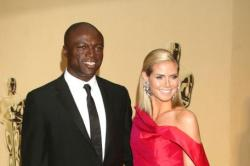 Heidi Klum and ex-husband Seal