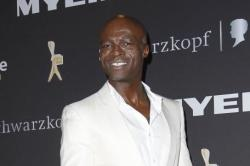 Seal Snubbed by Heidi Klum Look-a-Like