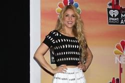 Shakira thanks fans for congratulations of her second pregnancy