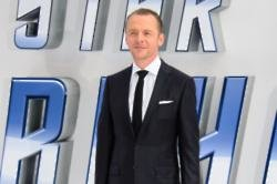 Star Trek Beyond Premiere  - Simon Pegg