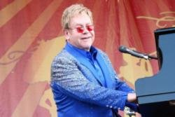 Sir Elton John and Mariah Carey perform at star-studded wedding