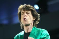 Mick Jagger Finds Comfort In Fashion