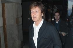 Sir Paul McCartney is a 'talented magician'