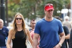 Sofia Vergara and ex-boyfriend Nick Loeb