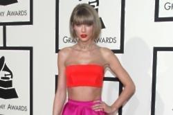Taylor Swift blasts Kanye West during Grammys speech
