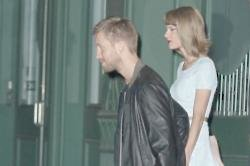 Calvin Harris took Taylor Swift to the Guinness Factory