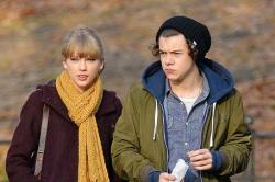Taylor Swift to Spend £50K on Harry Styles for Christmas