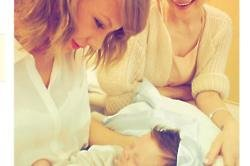 Taylor Swift's Godson Is Making Her 'Think Differently'