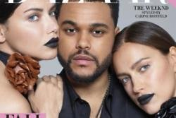 The Weeknd can have any woman he wants