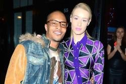 T.I. and Iggy Azelea