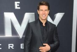 Tom Cruise risked life for a selfie