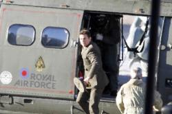 Tom Cruise Brings London to a Standstill