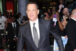 Tom Hanks A Big Softy