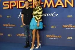 Zendaya recalls 'super awkward' meeting with Tom Holland