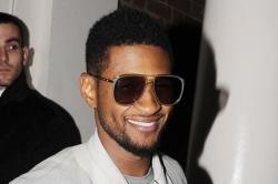 Usher Performs At Radio 1