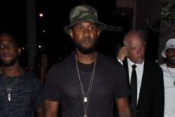 Usher is a meat-eating vegan