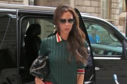 Victoria Beckham has a huge handbag collection