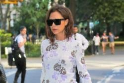 Victoria Beckham laughs at embarrassing outfits