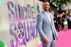 Suicide Squad European Premiere - Will Smith