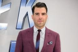 Star Trek Beyond Premiere - Zachary Quinto