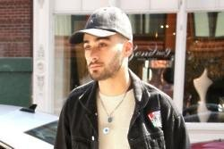 Zayn Malik was forced to shave his hair
