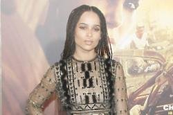 Zoe Kravitz Says She Wasn't Spoilt As A Child