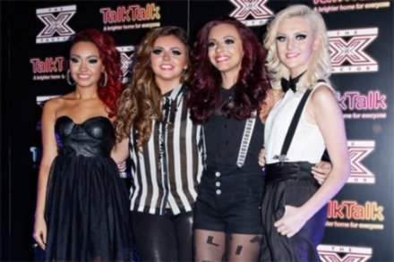 Little Mix were crowned the winner last night