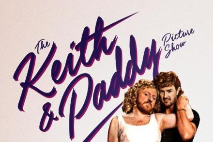 Billy attends Keith Lemon premiere - Billy Ocean