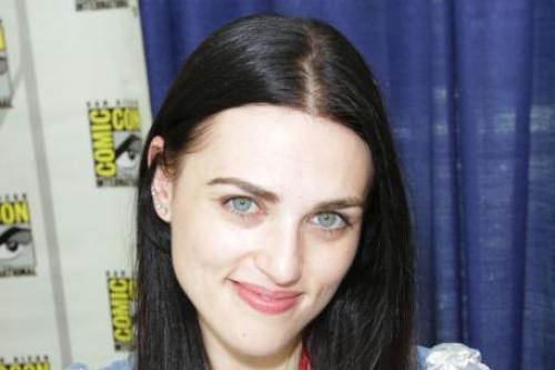 Katie mcgrath cleavage