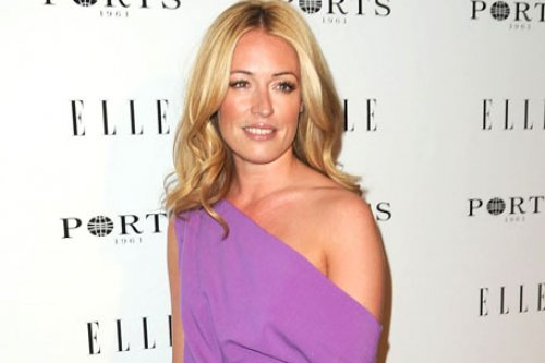 Cat Deeley supports Cancer Hair Care