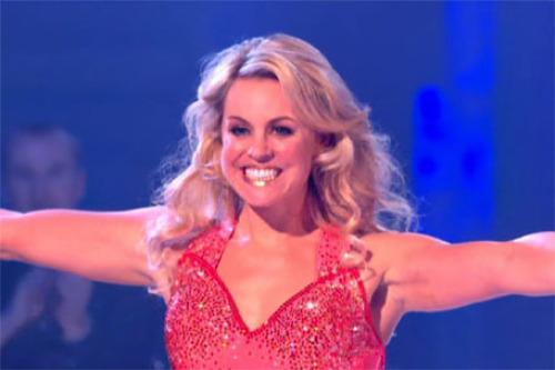 Dancing On Ice 2012 Katarina Witt apologises to Chemmy