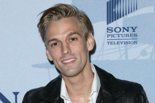 Aaron Carter taking social media break