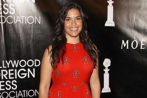 America Ferrera reveals sexual assault aged 9