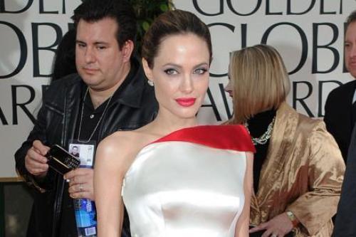 Angelina Jolie Invites Ex-Husbands To Wedding