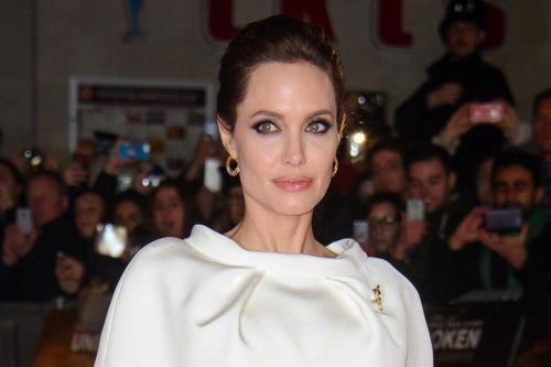 Angelina Jolie Involved In Car Crash