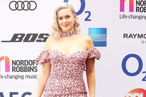 Anne-Marie's 'surreal' win at Silver Clef Awards