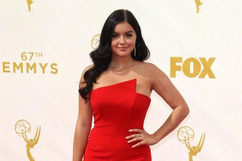 Ariel winter safer with emancipation