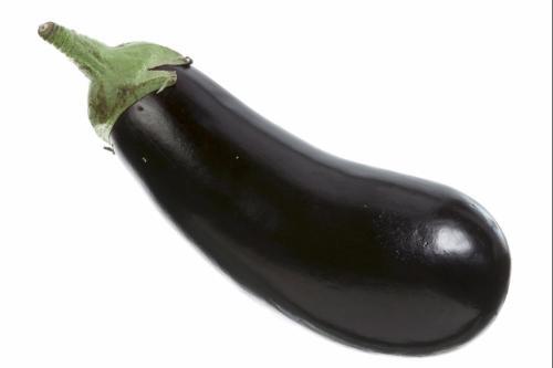 Man sticks aubergine up his bum to battle constipation