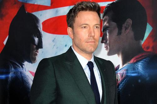 Ben Affleck debuted as Batman in Dawn of Justice