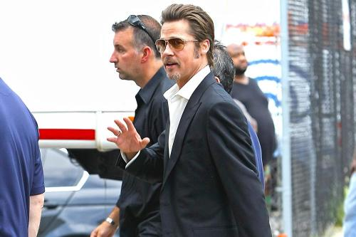 Brad Pitt Says Marriage Is More Than 'Just A Title'