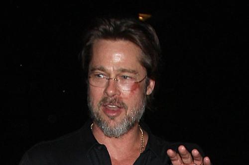 Brad Pitt Credits 'A Lot of Love' To His Youthful Looks