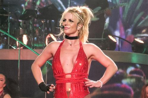 Britney Spears 'excite...