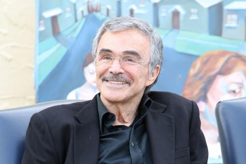 Burt Reynolds dies happy while filming Tarantino