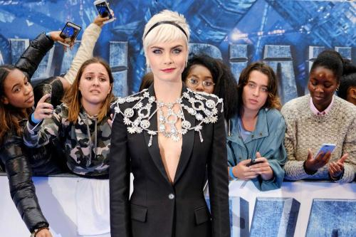 Cara Delevingne: I want to be James Bond