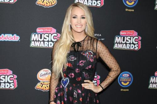 Carrie Underwood cherishing Christmas as a family of three