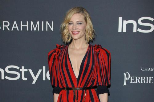 Cate Blanchett hates being judged on the red carpet