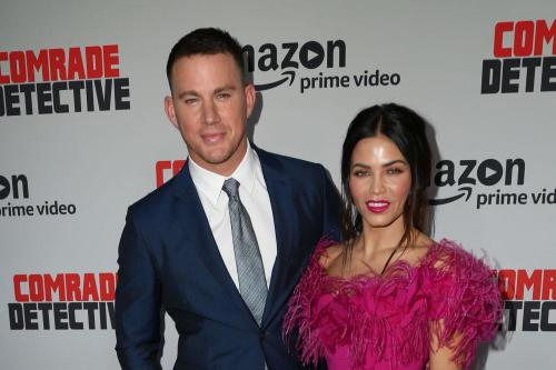 Channing Tatum told his wife he was a stripper on the first date